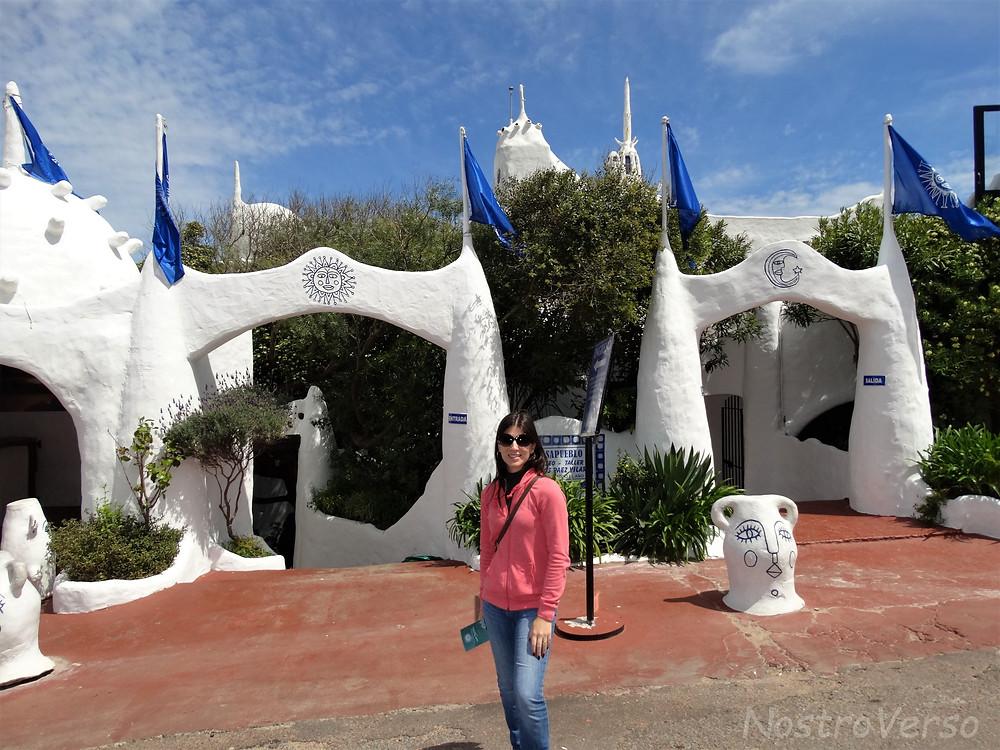 Visita à Casa Pueblo