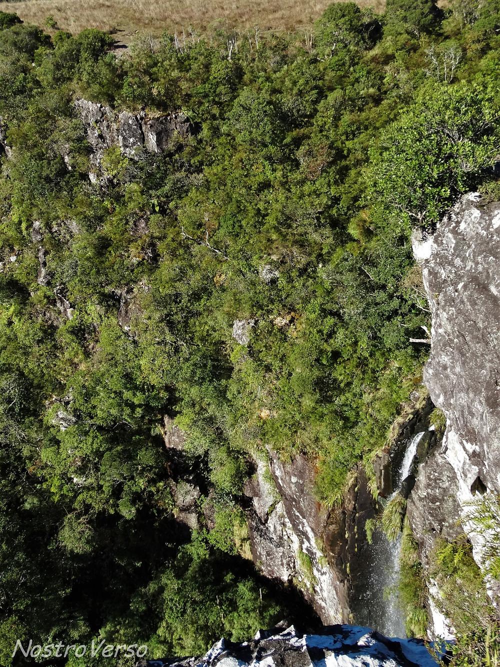 Cachoeira do Tigre Preto no Cânion Fortaleza