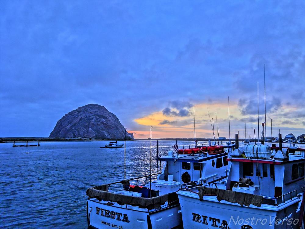 Morro Rock - Morro Bay