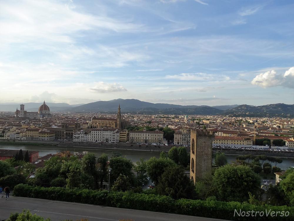 Florença vista da Piazzale Michelangelo