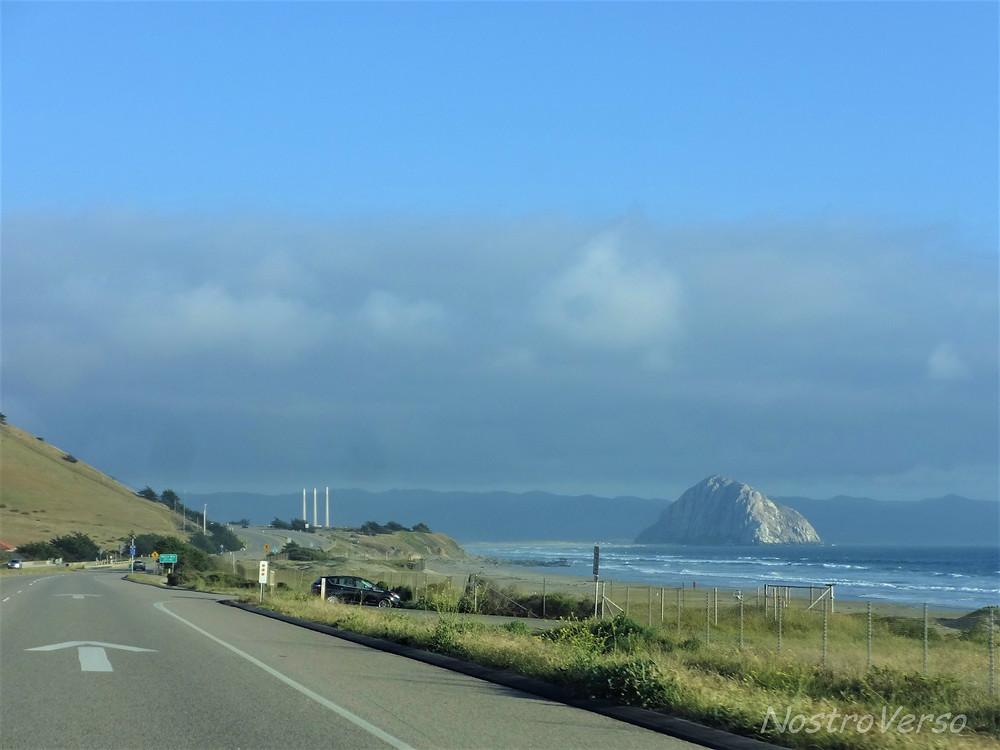 Chegando em Morro Bay - Rota 1