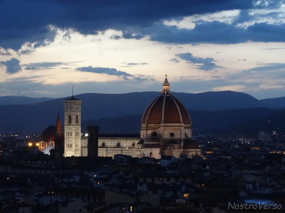 Duomo de Florença à noite