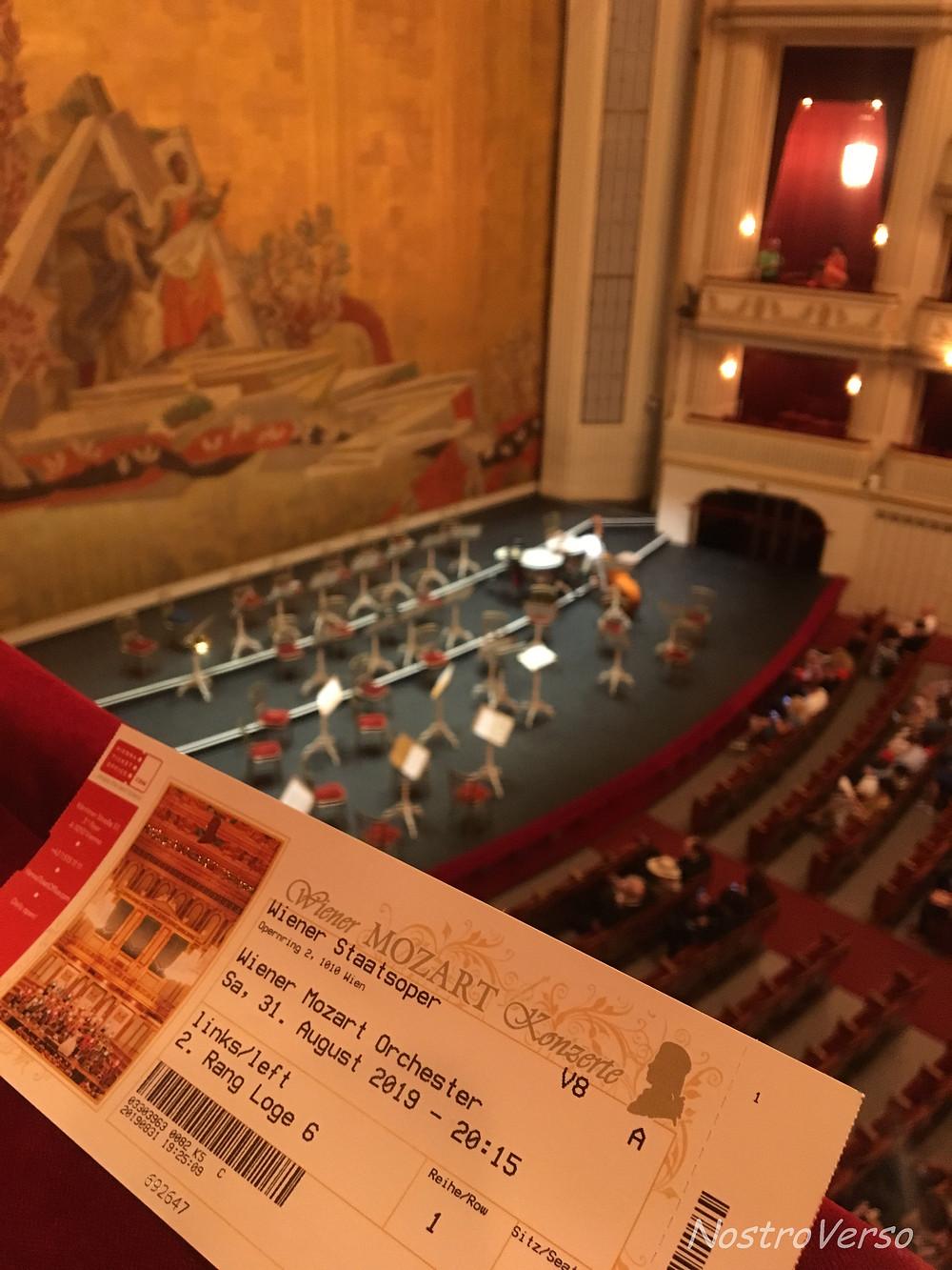 Orquestra de Mozart na Ópera de Viena