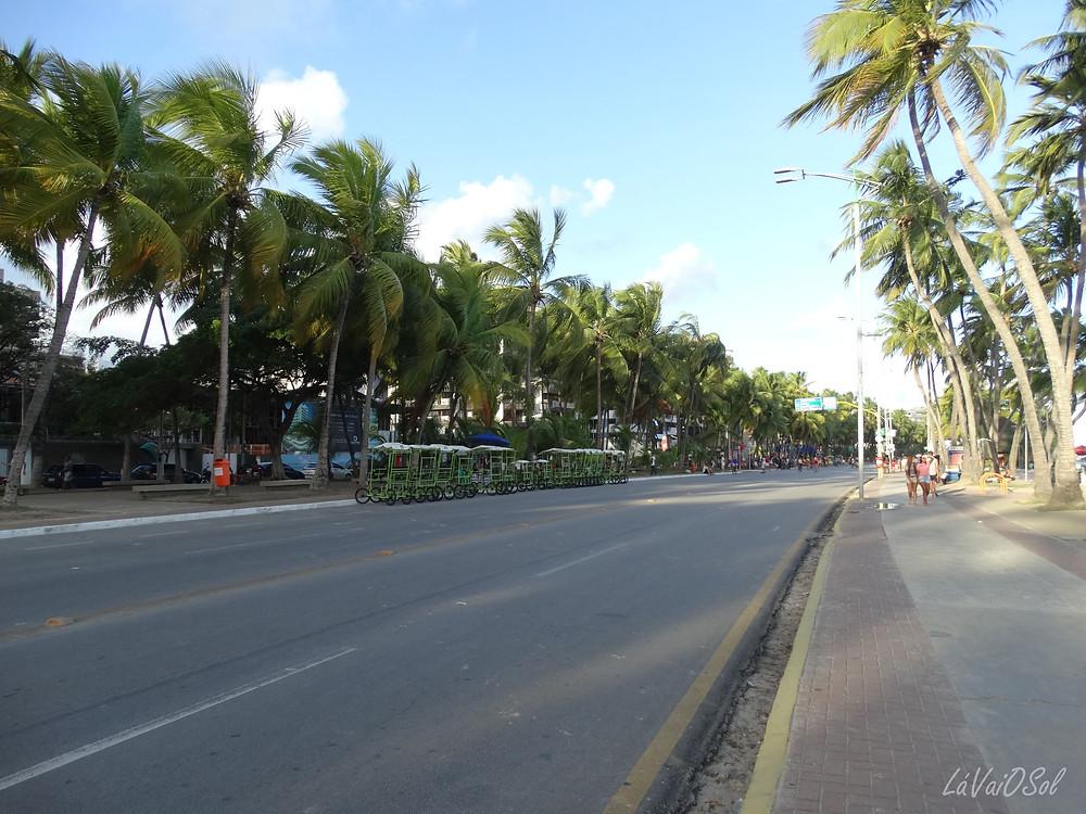 Praia de Ponta Verde - Maceió - Alagoas