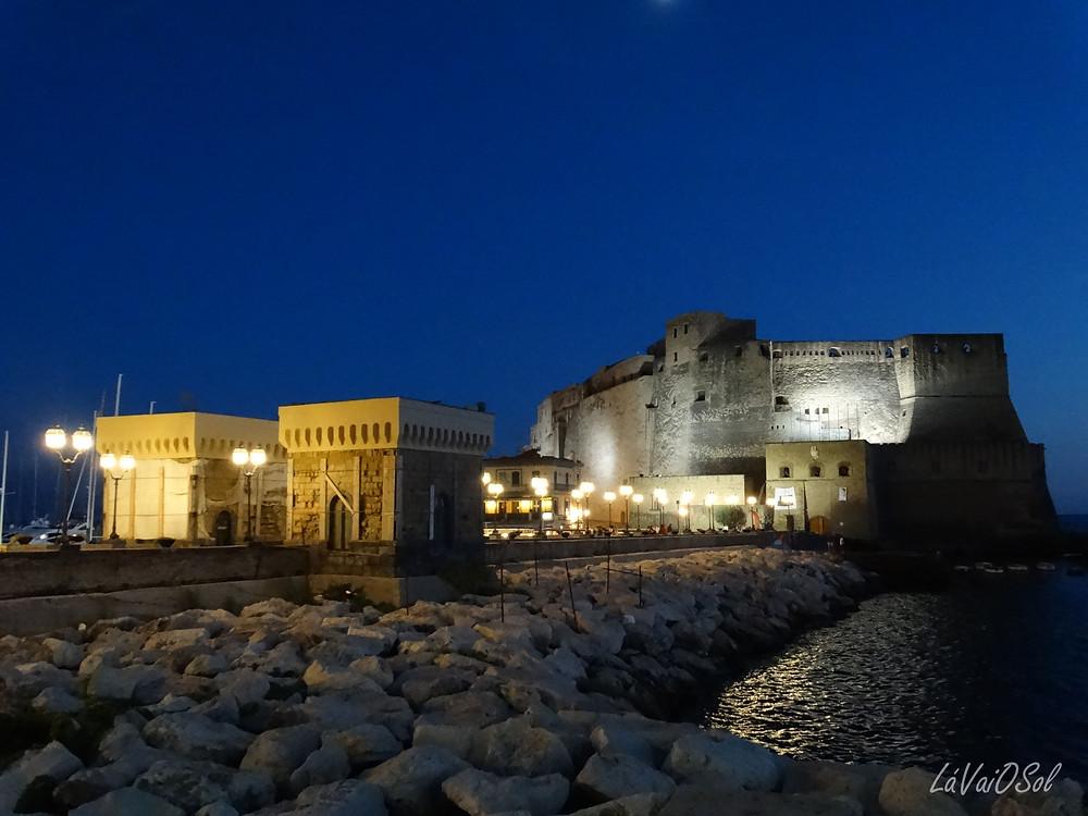 Castel dell'Ovo - Nápoles