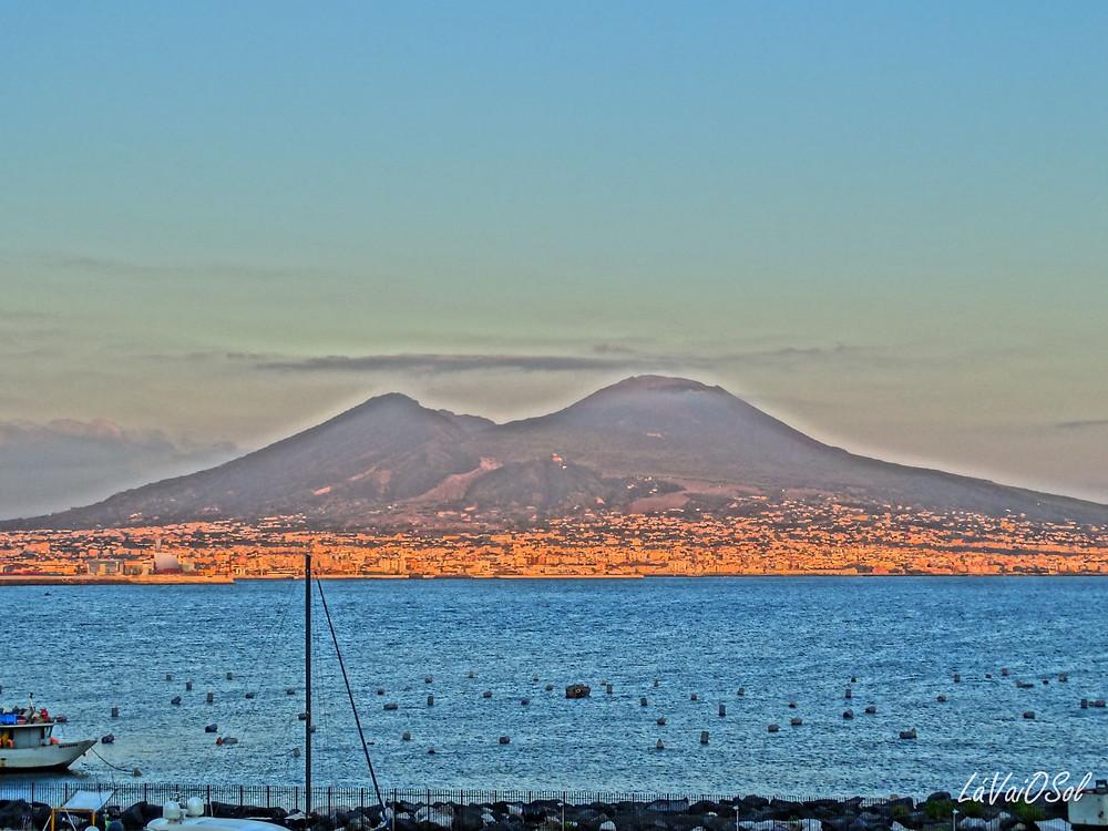 Vesúvio - Nápoles - Itália