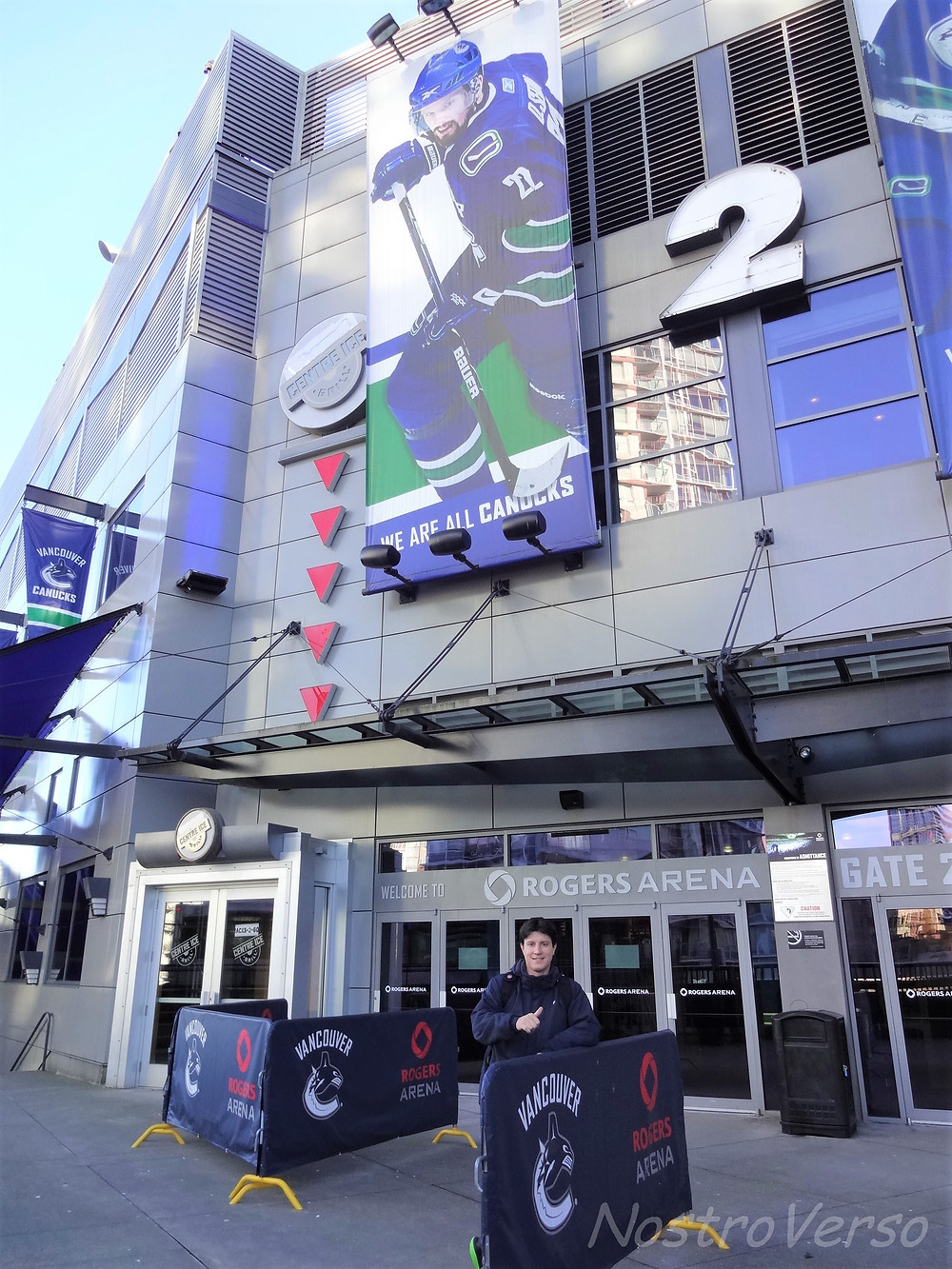 Rodgers Arena - Hockey - Vancouver
