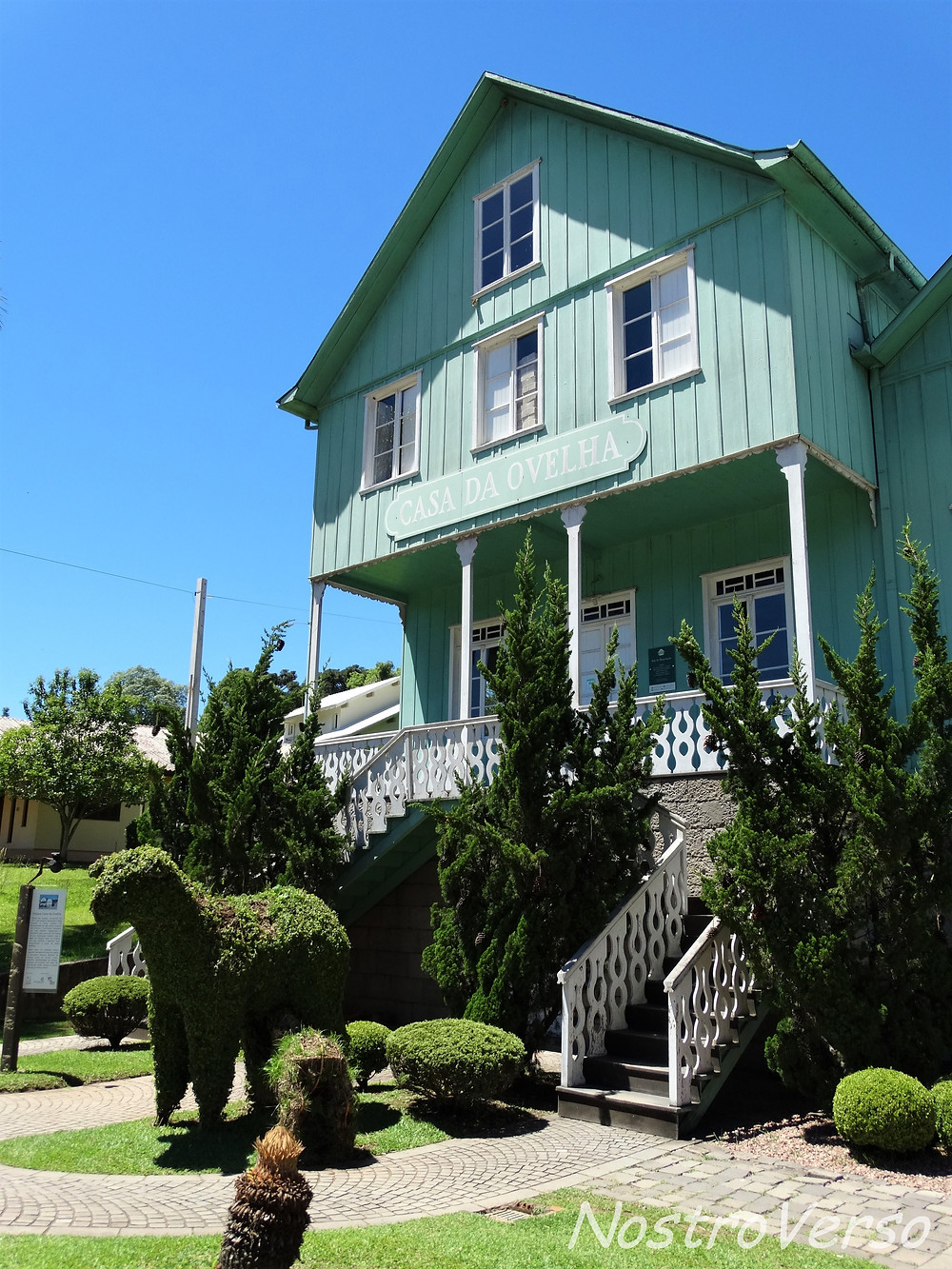 Casa da Ovelha - Caminhos de Pedra
