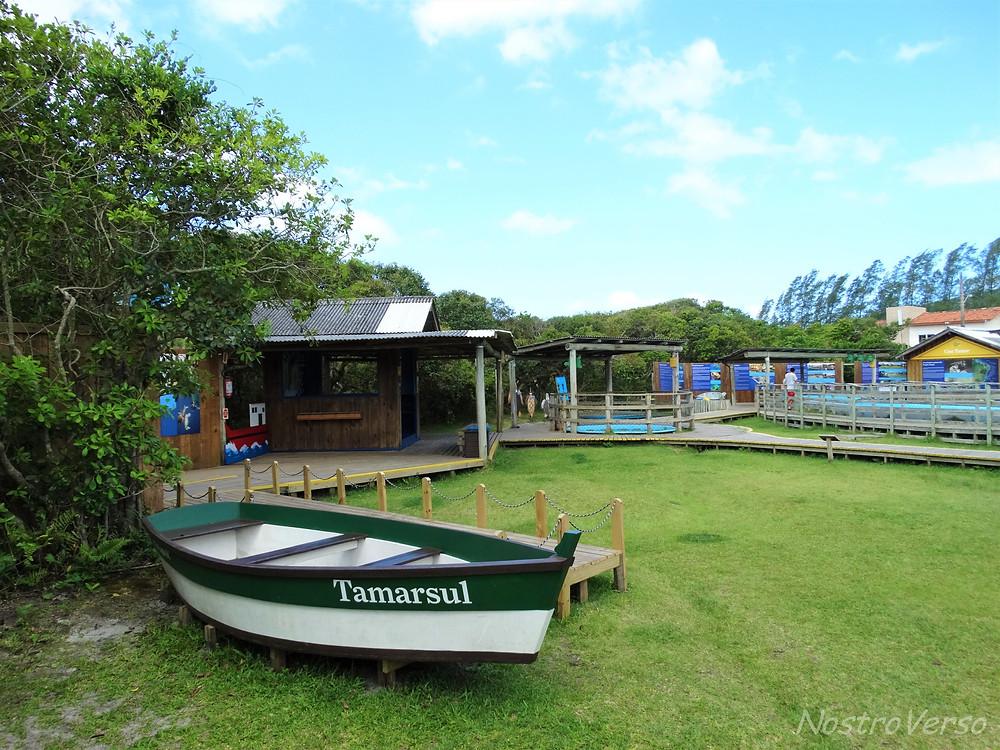 Projeto TAMAR - Florianópolis