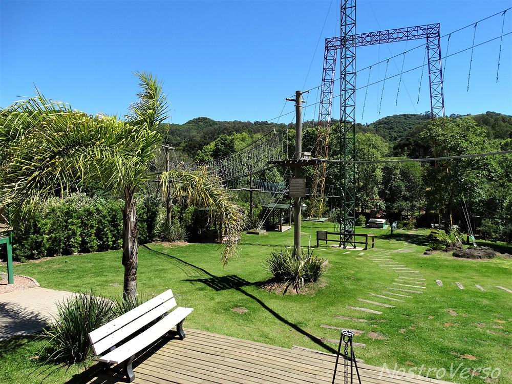 Parque de Aventuras - Caminhos de Pedra