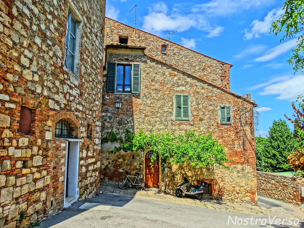 Casa de pedra em Montepulciano - Toscana