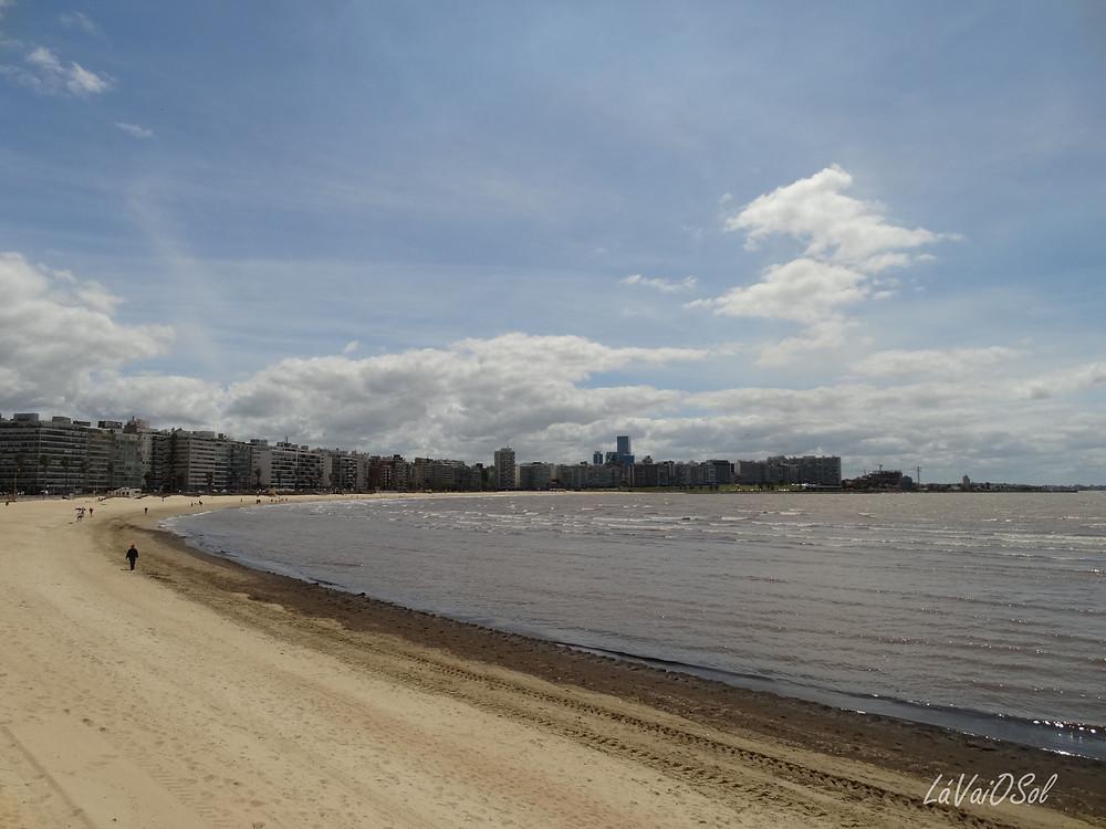 Rambla de Pocitos - Montevideo - Uruguai