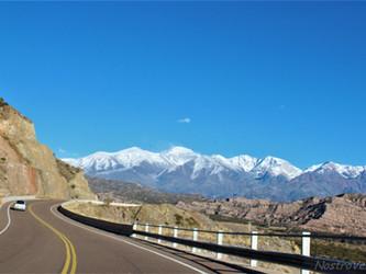 Planejando uma viagem para Mendoza