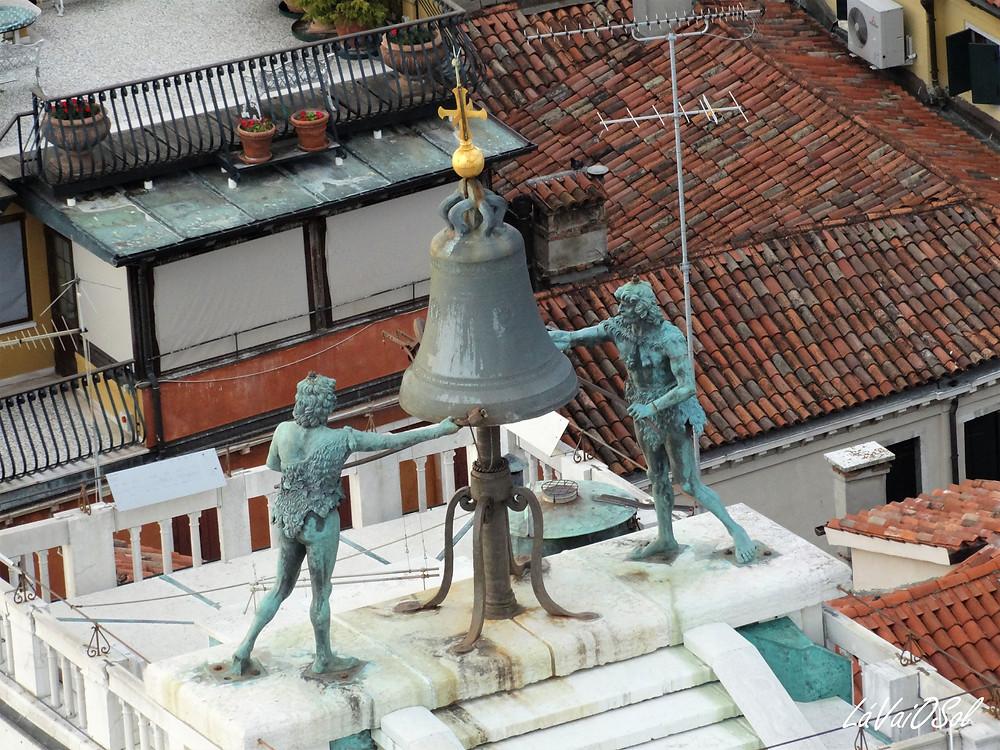 Telhados de Veneza