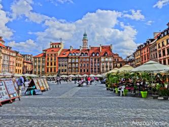 Conhecendo Varsóvia, a capital da Polônia