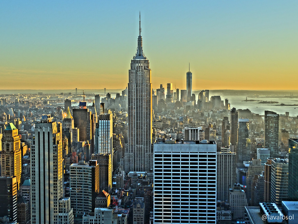 Empire State Building - Nova Iorque