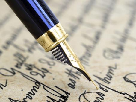 SECRET D'AUTEUR n°1 : Comment débuter l'écriture de son roman ?