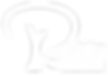 Logo blanco Rojas Proyectos y Desarrollo