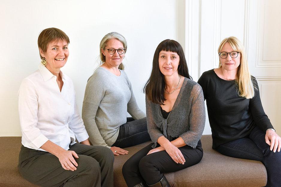 Cabinet St-Laurent Psychothérapie (psychologue, psychothérapeuthe et psychiatre) à Lausanne, Claudine Ciocca, Hélène Veuthey, Ivana Turrel Radonic, Corinne Béran