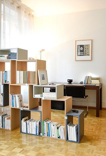 Cabinet de Claudine Ciocca, psychologue spécialisée en psychothérapie FSP, Cabinet St-Laurent à Lausanne, Photos Myriam Ramel - www.lumieredujour.ch