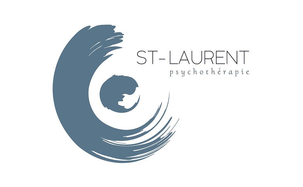 Logo St-Laurent psychothérapie Lausanne