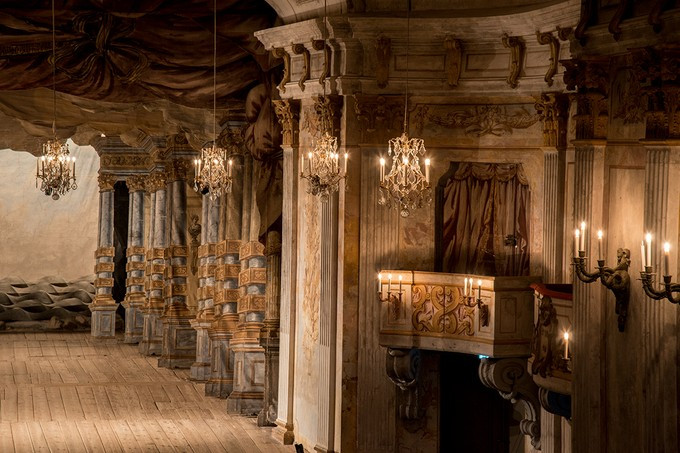 Drottningholm teatermuseum
