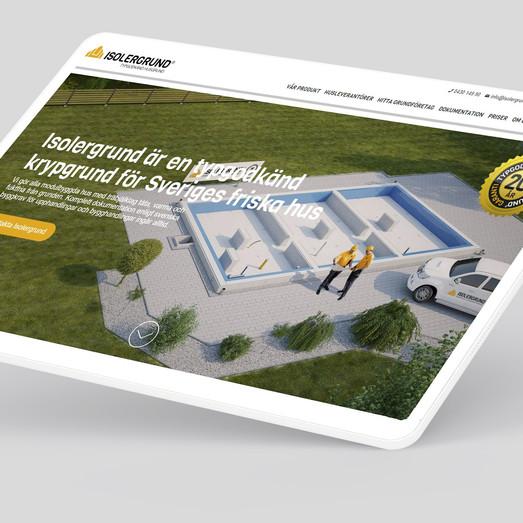 Publik webbplats
