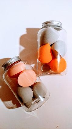 Jar of Beauty Blenders