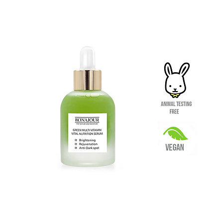 Bonajour Green Multi-Vitamin Vital Nutrition Serum
