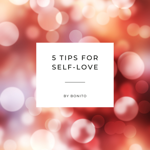 5 Tips for Loving Yourself