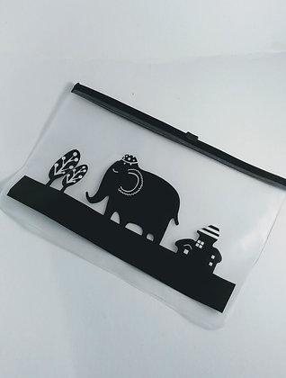 Plastic Cosmetic Bag