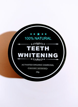 Organic Teeth Whitener