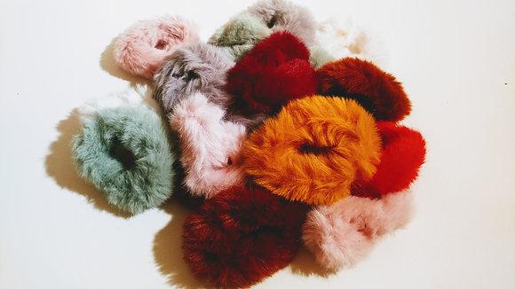 Winter Scrunchie (2 Pack)
