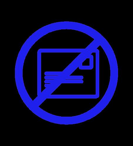 Carta de Cese y Desista - Por Email