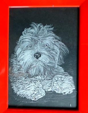 Hunde Bilderrahmen - Dog Frame