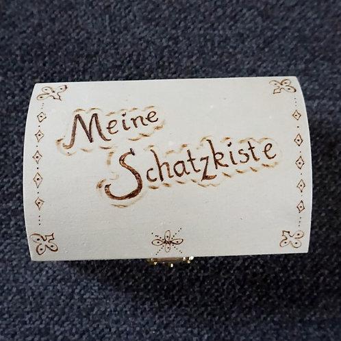 Wood Chest/ Holzbox - Schatzkiste - Box