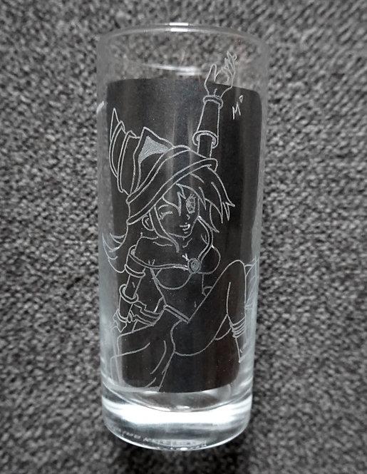 YuGiOh Dark Magican Girl/ Dunkles Magier-Mädchen Sexy 380ml