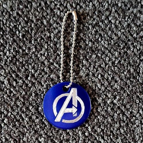 Avengers, Marvel Plakette/ Dog Tags Anhänger/ Pendant