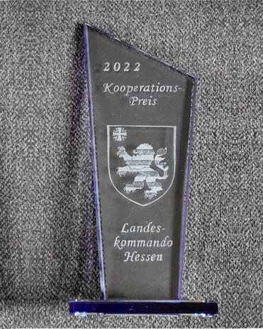 Bundeswehr Pokal - Landgeskommando Hessen