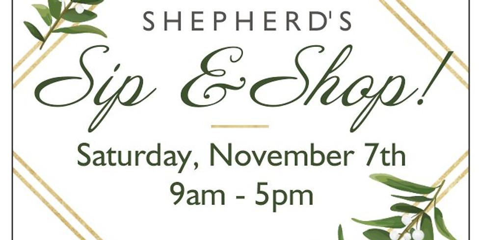 Shepherd's Sip & Shop
