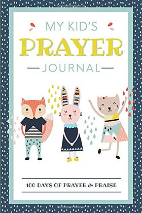 My Kid's Prayer Journal