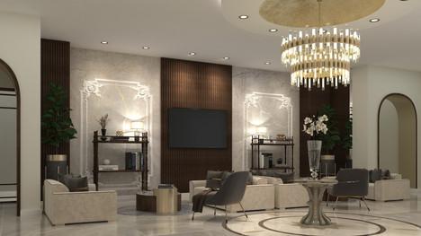 DAMAL HOTEL INTERIOR