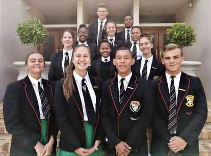 Hoerskool Montagu Bestuurskomitee
