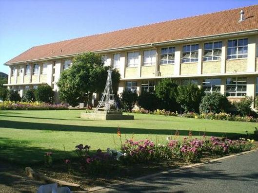 Hoërskool Montagu se skoolterreine