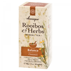 Balance Tea 50g (Cinnamon)