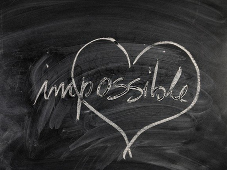 God Turns the Impossible Into I'm Possible