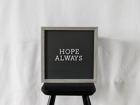 Jeremiah 29:11: Hope and a Future
