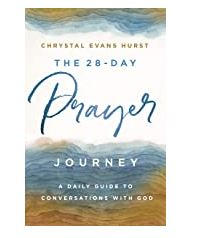 Chrystal Evans Hurst Prayer Journal
