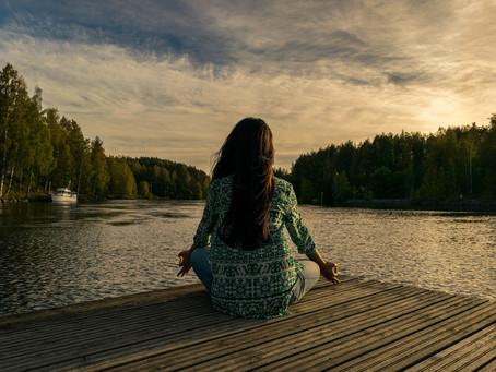 Meditation: Center Yourself