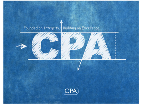 Why you need a CPA